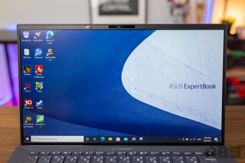 ASUS ExpertBook B9 B9400 Review 9