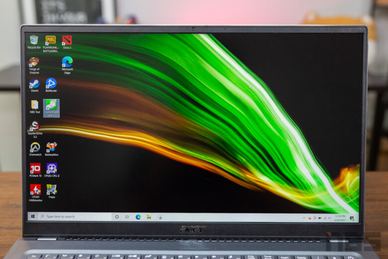 Acer Swift 3 SF316 Review 12
