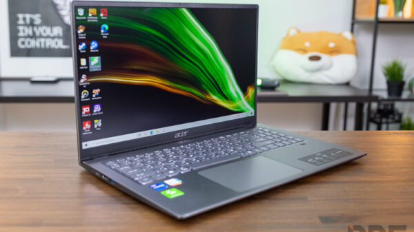 Acer Swift 3 SF316 Review 35