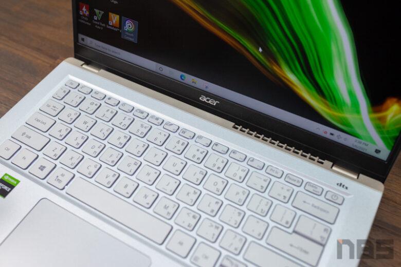 Acer Swift X R5 GTX1650 Review 12