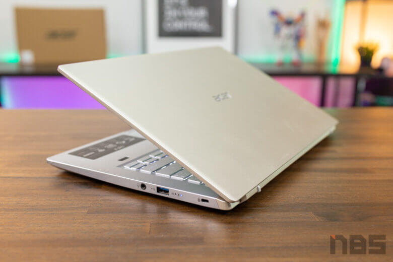 Acer Swift X R5 GTX1650 Review 30