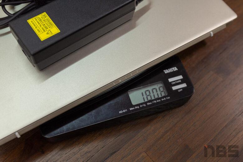 Acer Swift X R5 GTX1650 Review 55