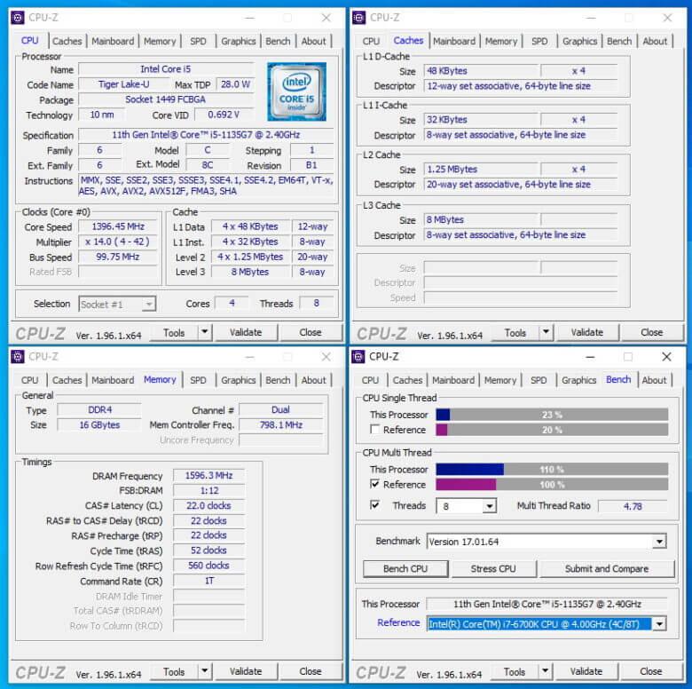 CPU GPU z 1