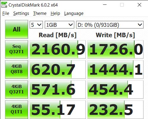 CrystalDiskMark 6.0.2 x64 5 14 2021 2 32 03 PM