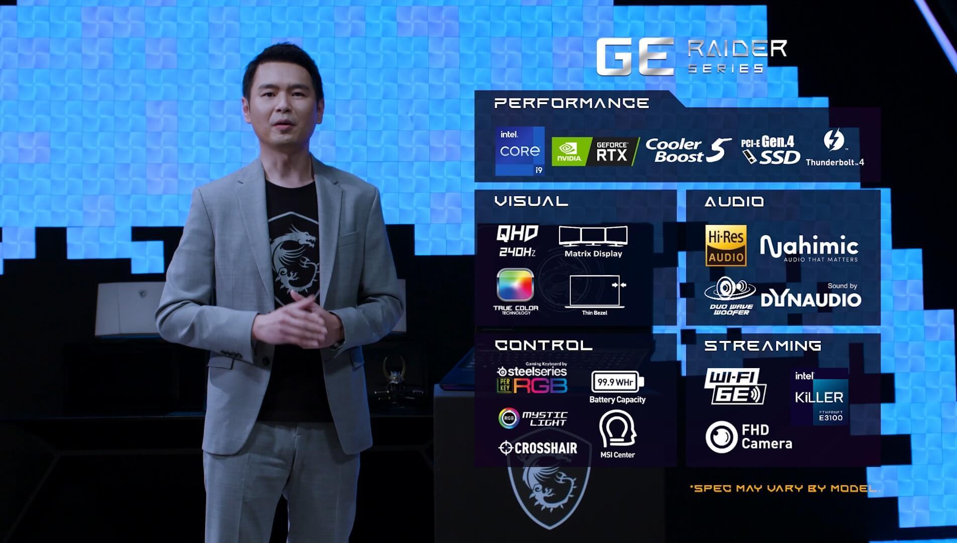 GE Summary