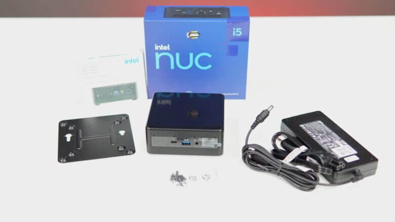 Intel NUC11PAHi5 24