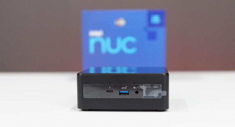 Intel NUC11PAHi5 31 1