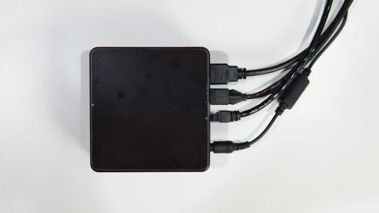 Intel NUC11PAHi5 98