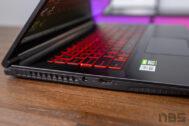 MSI GF65 i7 RTX 3060 Review 14