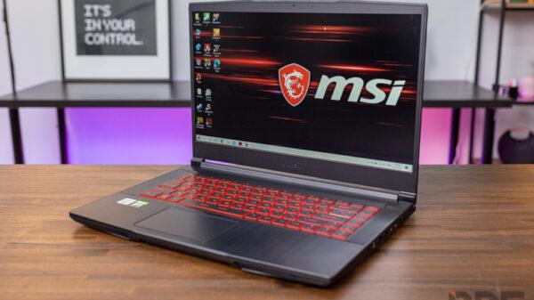 MSI GF65 i7 RTX 3060 Review 38
