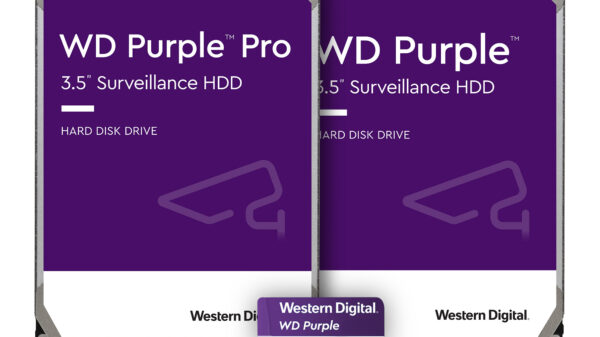 WD Purple Family