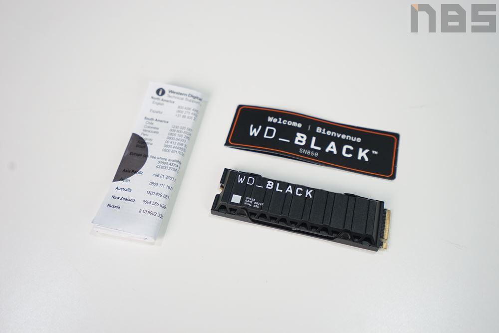 WD BLACK SN850 05