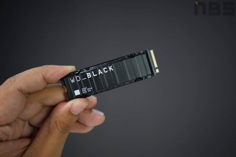 WD BLACK SN850 14
