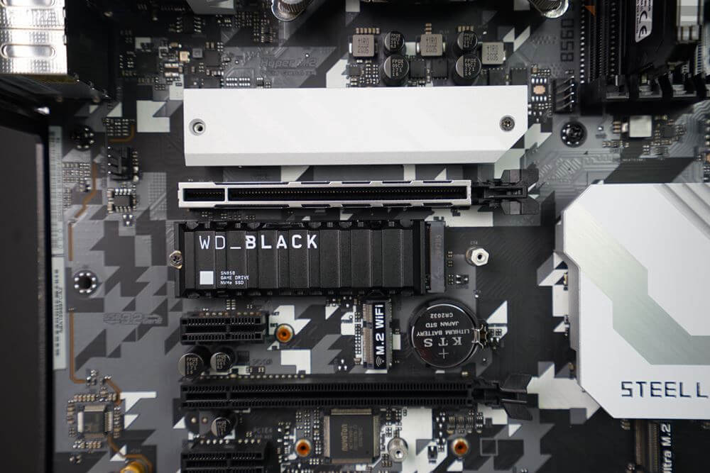 WD BLACK SN850 16