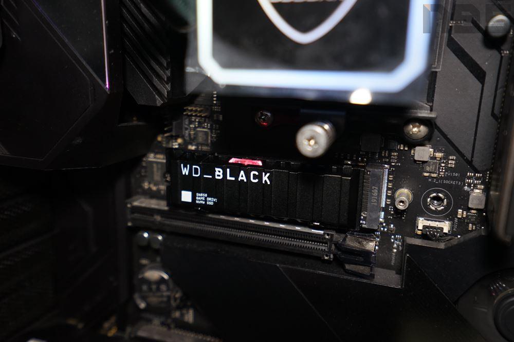 WD BLACK SN850 24