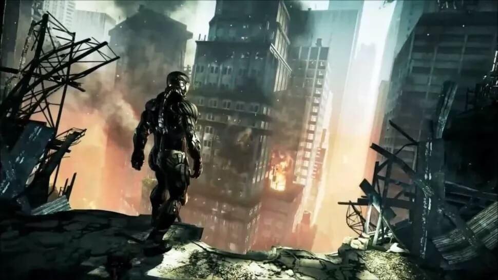 Crysis 2 Remaster