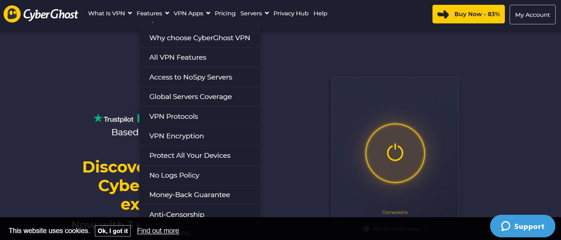 แอพ VPN แนะนำ