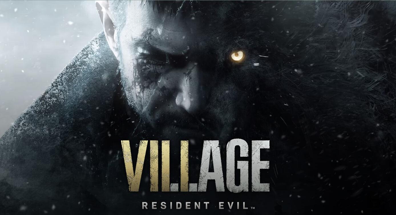 โน๊ตบุ๊คเล่น Resident Evil Village
