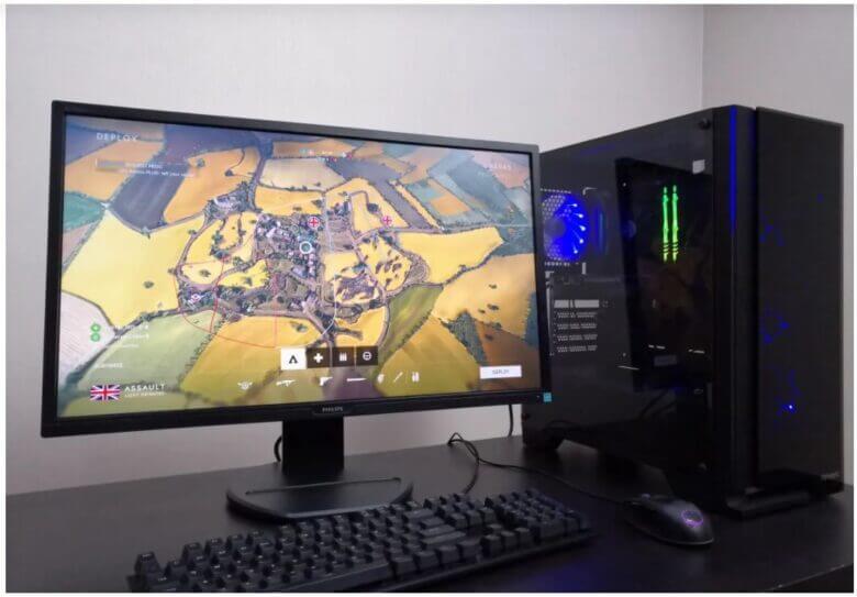 5 gaming editor spec