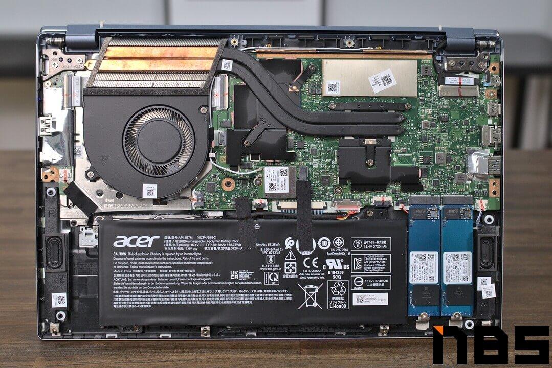 Acer Swift X NBS IMG 4054