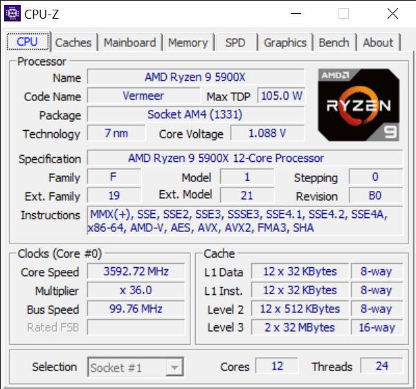 CPU Z 6 9 2021 11 18 54 AM