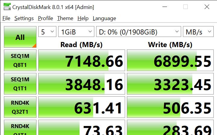 CrystalDiskMark 8.0.1 x64 Admin 6 16 2021 2 29 53 PM