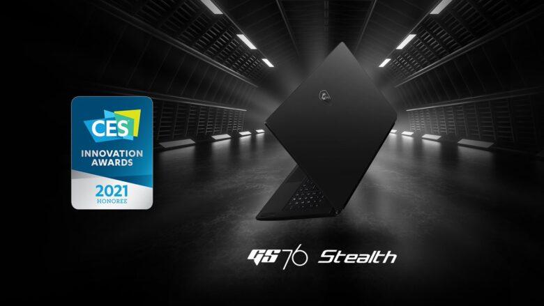 MSI GS76 Stealth