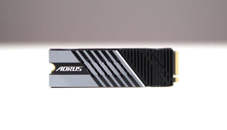 Gigabyte SSD P7000s 1TB 10