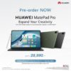 HUAWEI MatePad Pro 12.6 inch cover