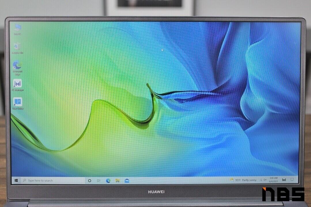 Huawei MateBook D15 IMG 4109