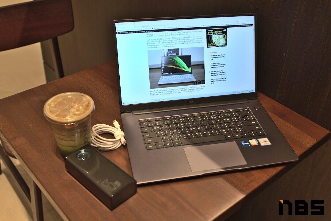Huawei MateBook D15 IMG 4164