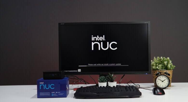 Intel NUC11PAHi5 113