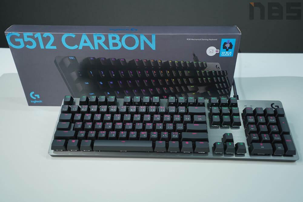 Logitech G512 CARBON 78