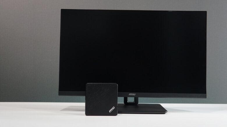 MSI Cubi Pro monitor 65