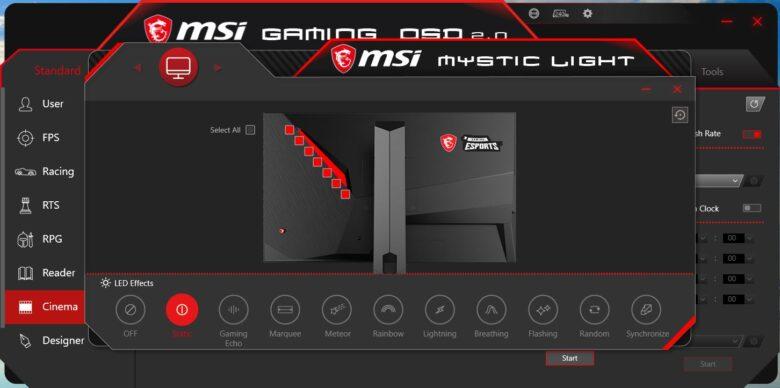 MSI Gaming OSD 2 1