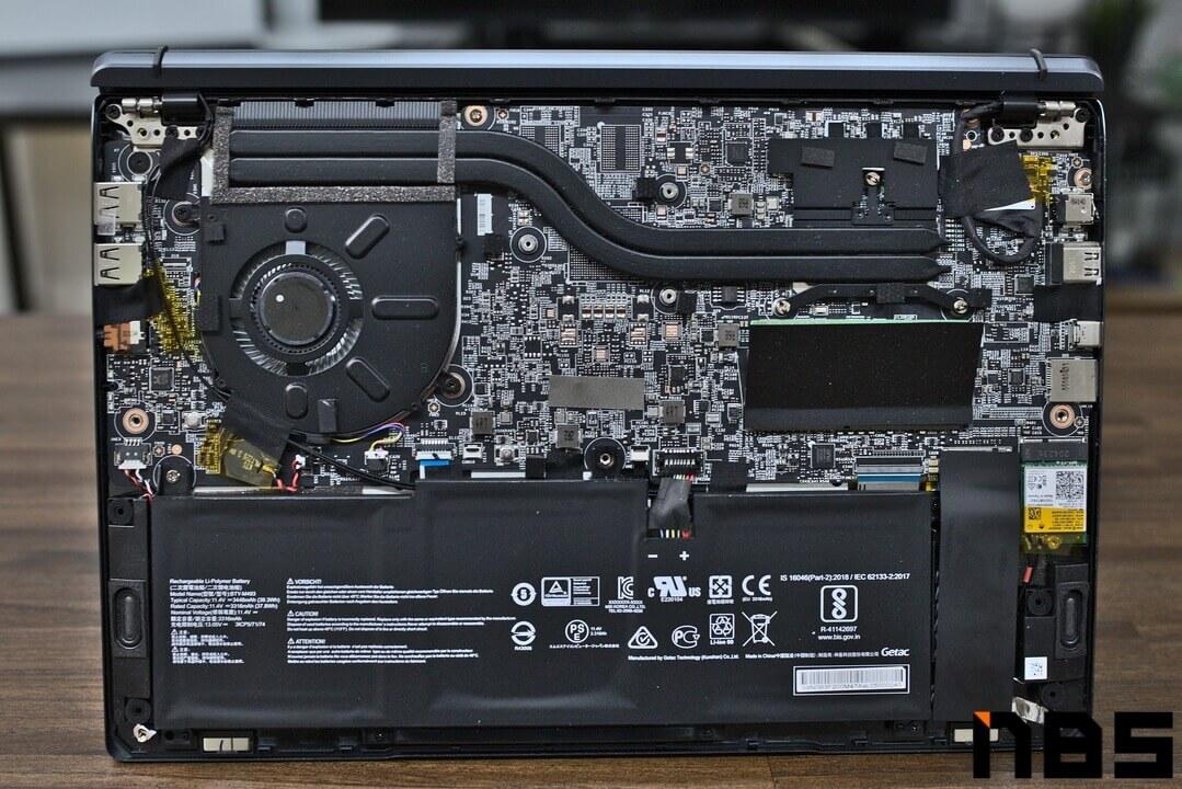 MSI Modern 14 IMG 4653