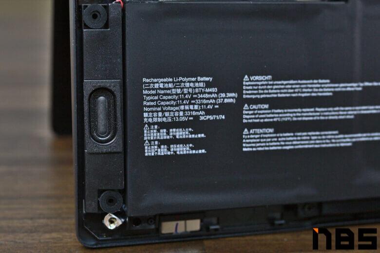 MSI Modern 14 IMG 4663