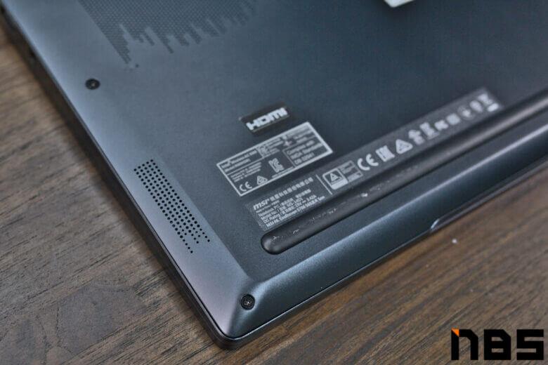MSI Modern 14 IMG 4694