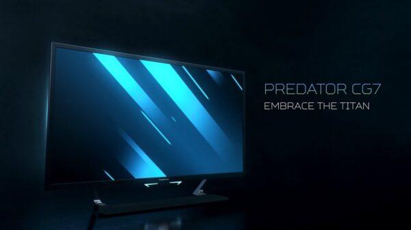 Predator CG7 top