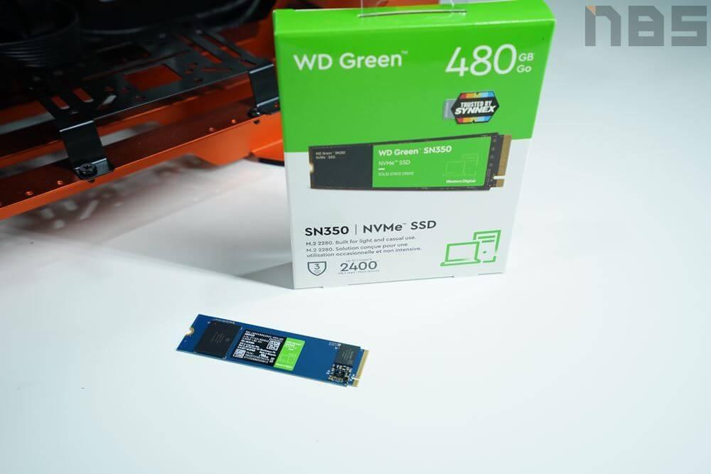 WD SN350 14