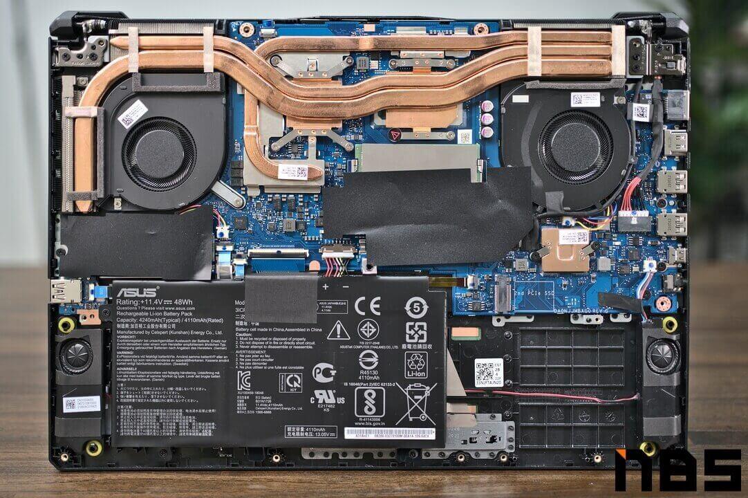 ASUS TUF Gaming F15 DSC05570