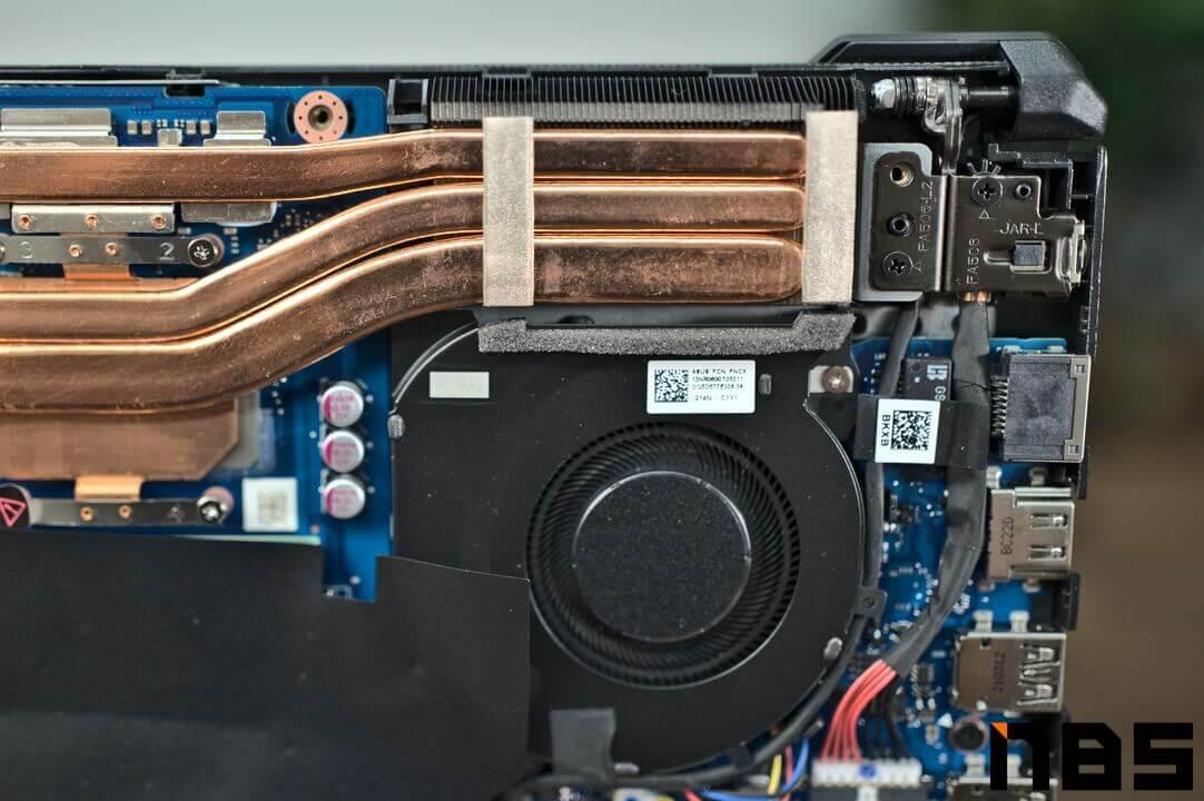 ASUS TUF Gaming F15 DSC05580