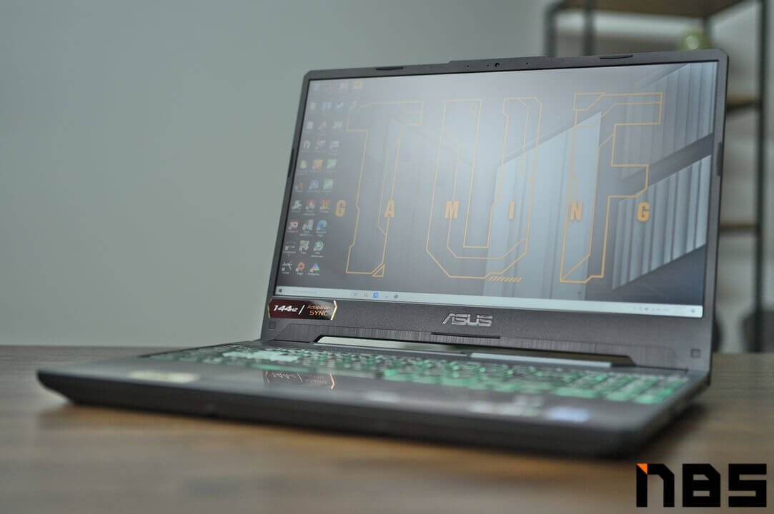 ASUS TUF Gaming F15 DSC05591