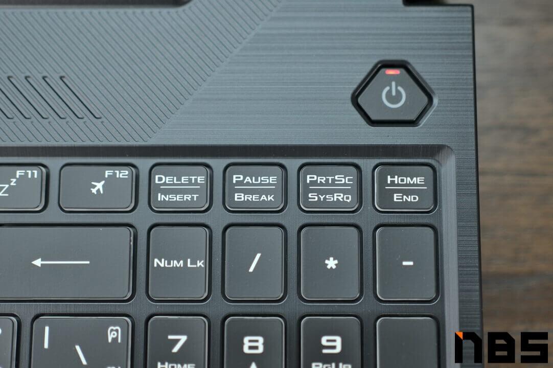ASUS TUF Gaming F15 DSC05617