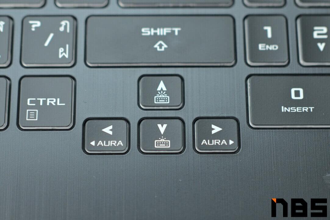 ASUS TUF Gaming F15 DSC05618