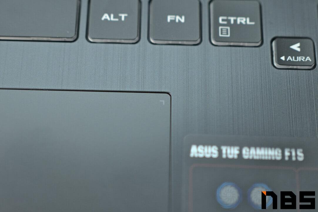 ASUS TUF Gaming F15 DSC05627