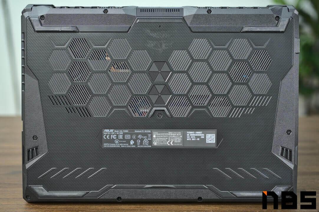 ASUS TUF Gaming F15 DSC05628