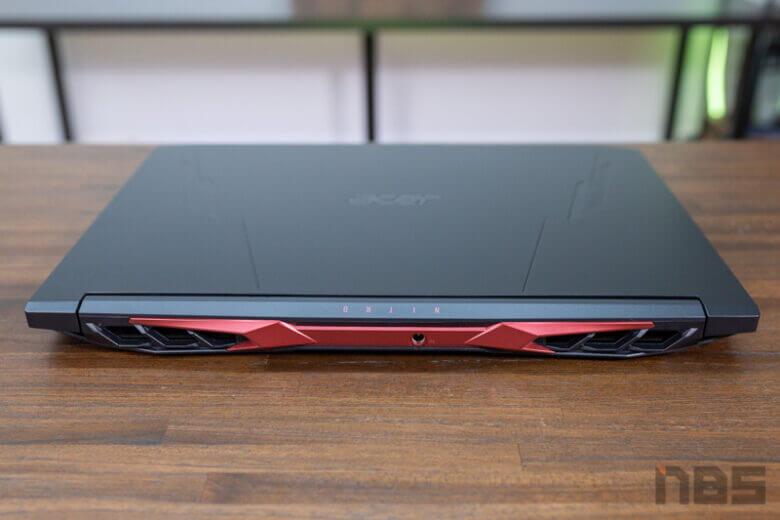 Acer Nitro 5 i7 11800H RTX3050 Ti Review 18