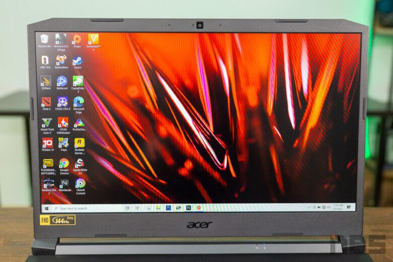 Acer Nitro 5 i7 11800H RTX3050 Ti Review 39