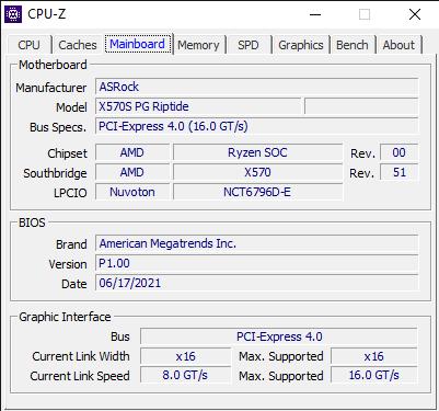 CPU Z 7 22 2021 4 58 06 PM